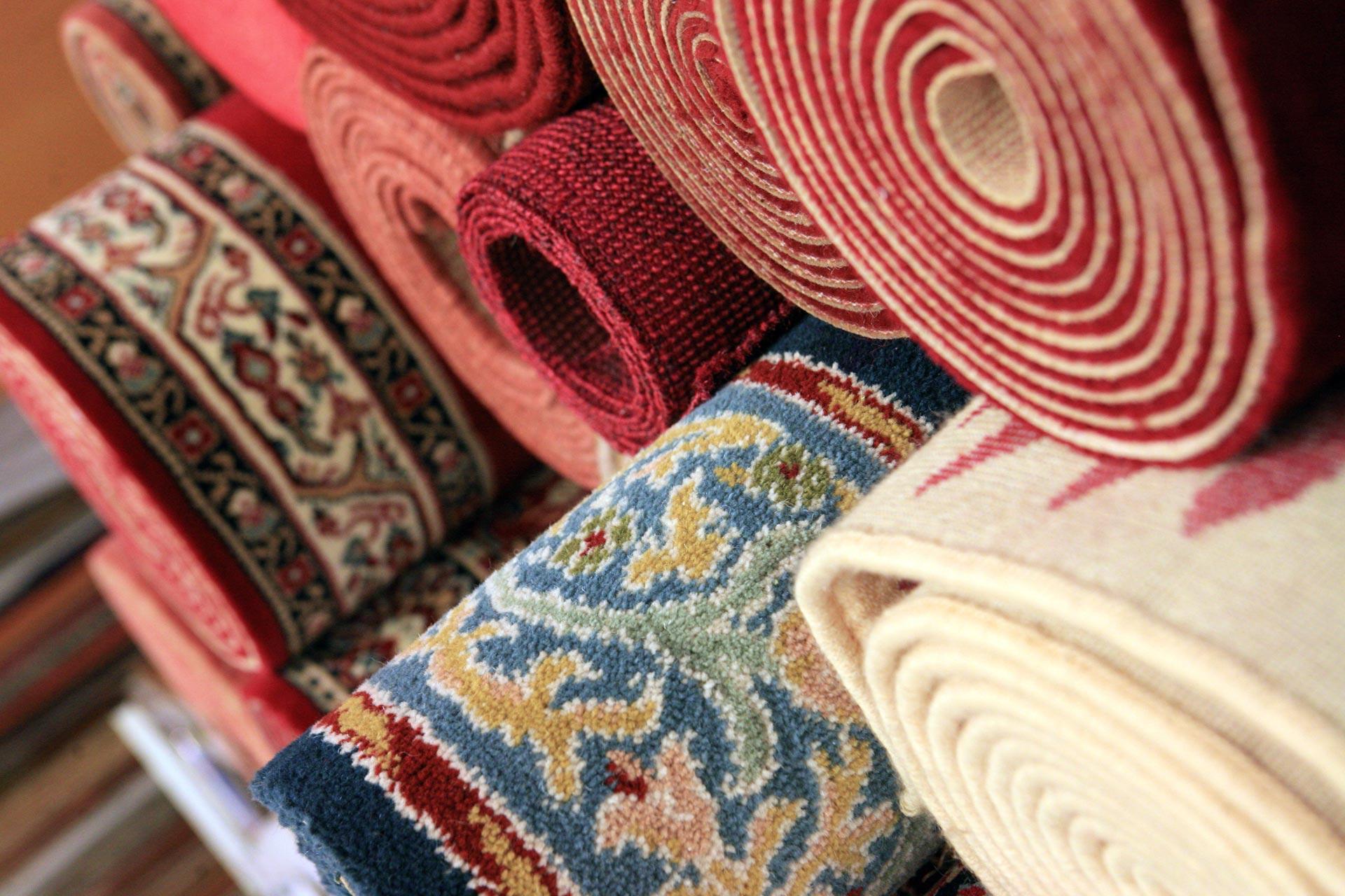 Tappeti corsie zerbini e arredo casa martinovanzo - Lavaggio tappeti in casa ...